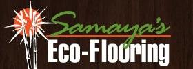 Samaya's Eco-flooring: logo