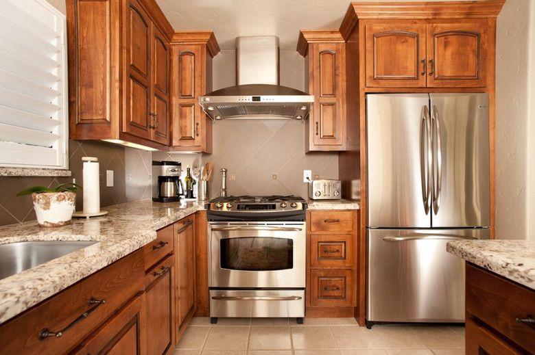 Elite Construction Services Kitchen