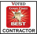 Good Times Best Contractor