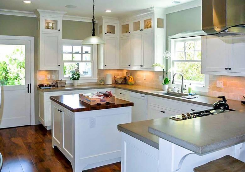 Golden VIsions Design: Beach-Style Kitchen - Aptos, CA