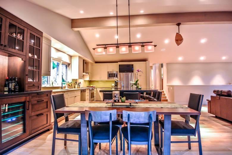 Golden Visions Design: Kitchen & Dining Room