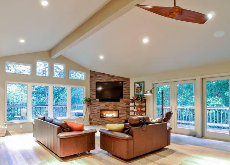 Golden Visions Design: Living Room