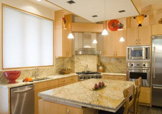 Hansmann Construction: Comtemporary Kitchen
