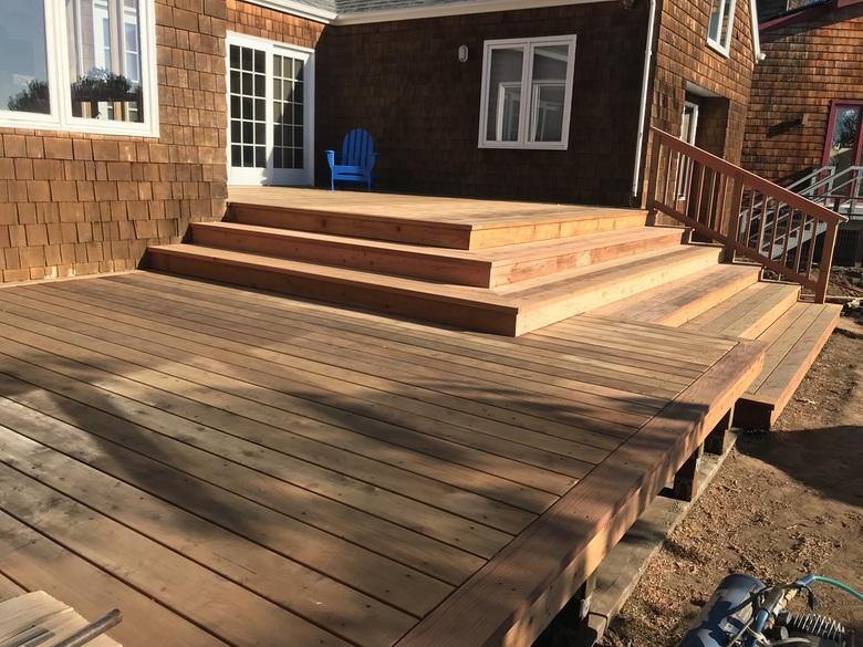 Hartrich Design Build: Deck