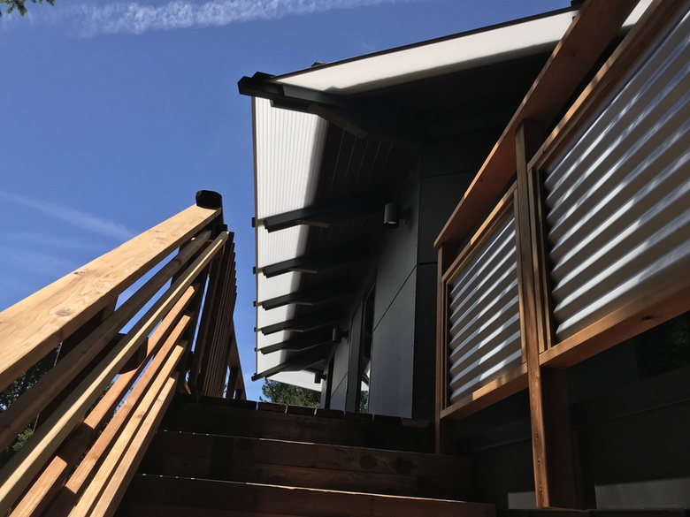 Hartrich Design Build: Black Siding