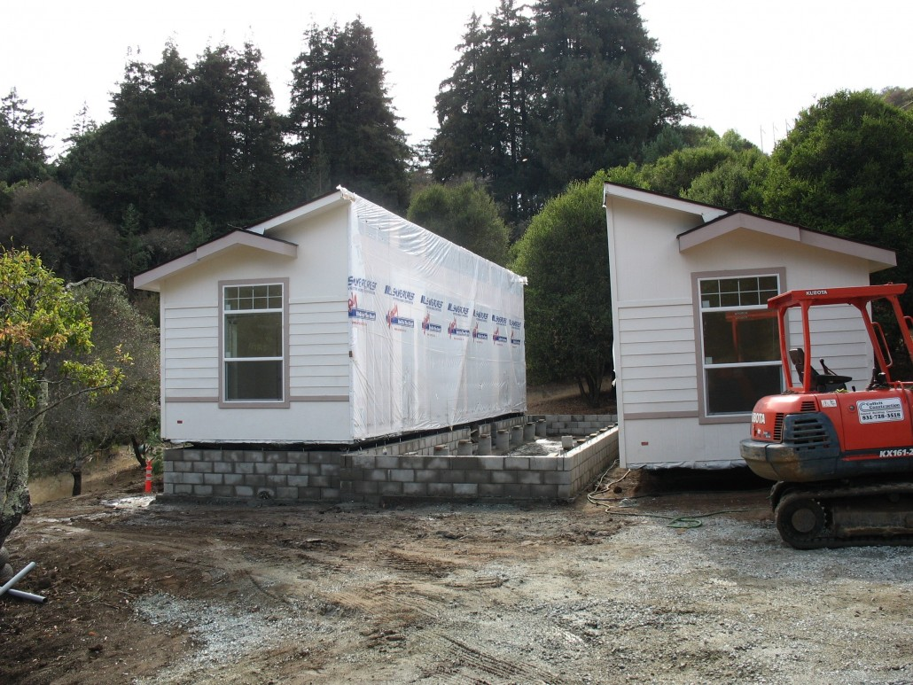 Yamada homes santa cruz construction guild for Housing foundations