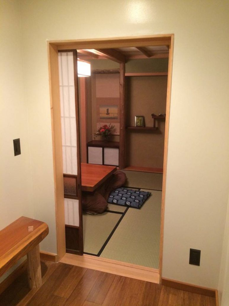 Santa Cruz Timberframes: Japanese remodel, Boulder Creek