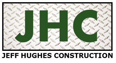 Jeff Hughes Construction: Logo