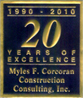 Myles F Corcoran Construction Consulting