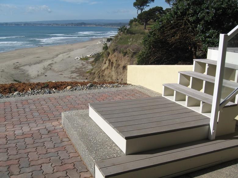 Parks Construction - Aptos Patio and Steps