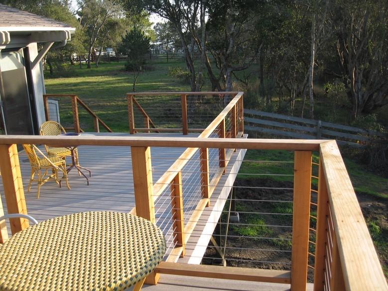Parks Construction - Deck and Railing 2