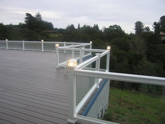 Parks Construction - Deck and Railing