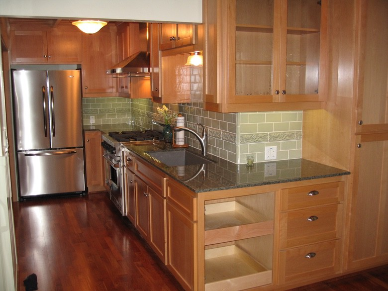 Parks Construction - Small Kitchen Remodel