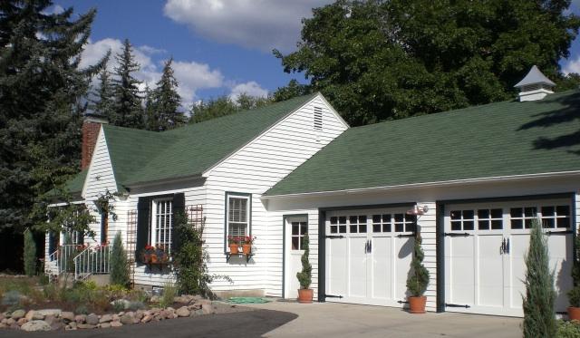 A-1 Overhead Door Co. : Aluminum Carriage House Door