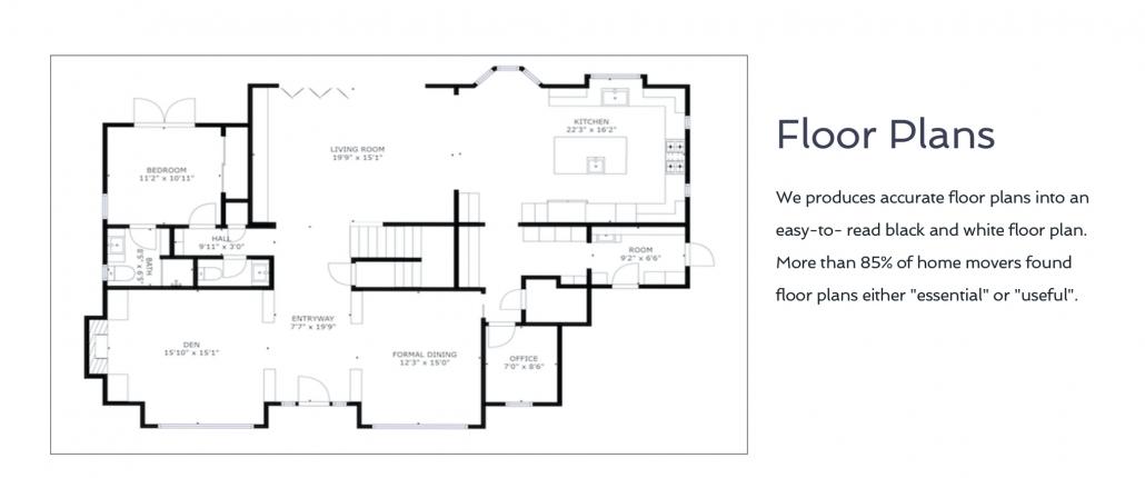 RealTour Home Floor Plans