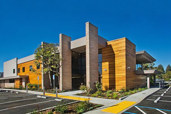 Santa Cruz County Bank Headquarters