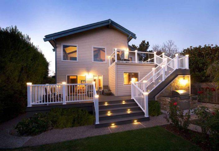Santa Cruz Design + Build: deck project