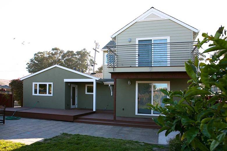 Santa Cruz Design + Build: Pleasure Point Addition
