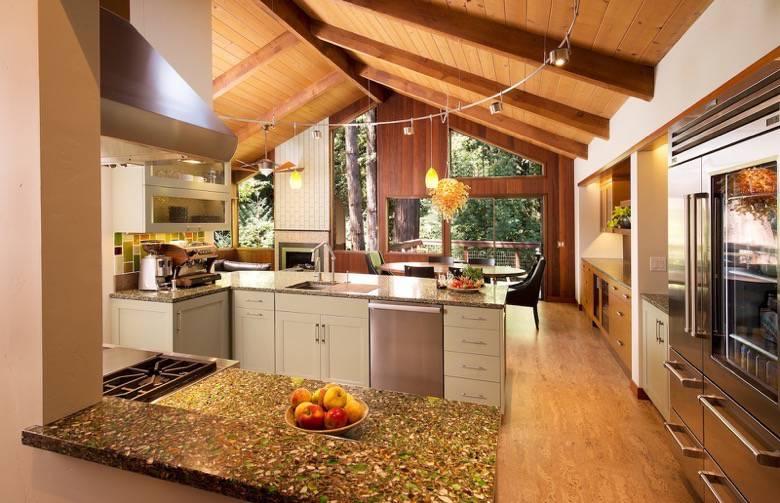 Santa Cruz Design + Build: redwood retreat