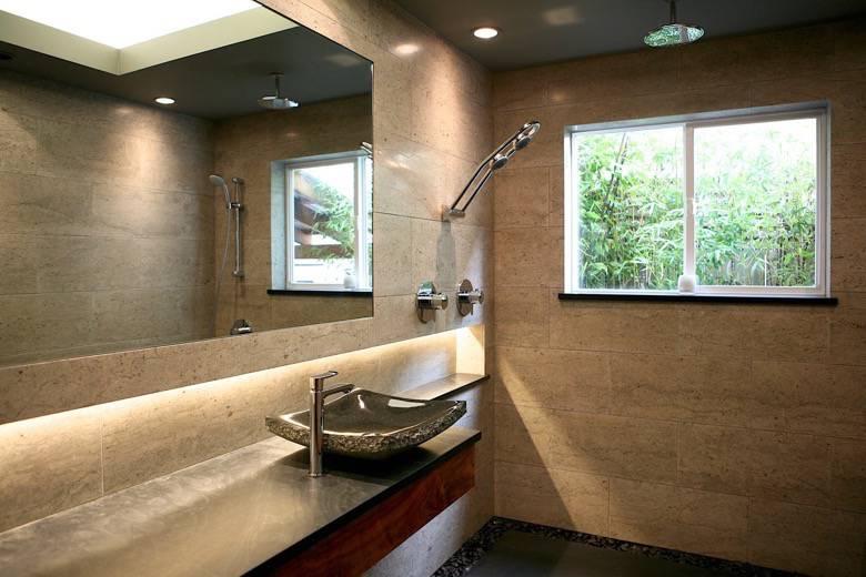 Santa Cruz Design + Build: vessel sink