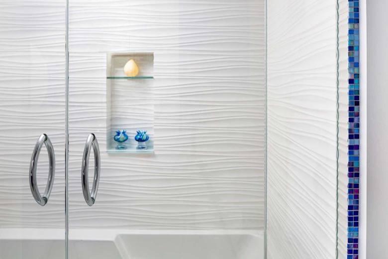 Santa Cruz Design + Build: wavy tile