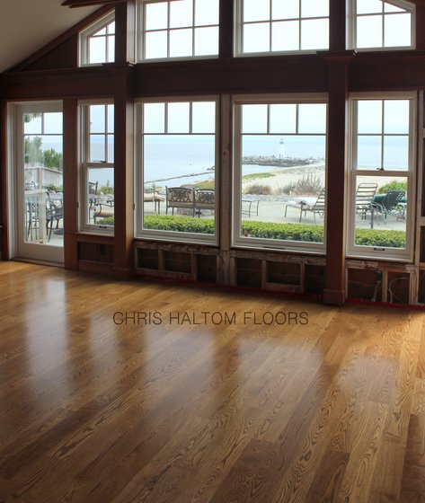 Chris Haltom Hardwood Floors