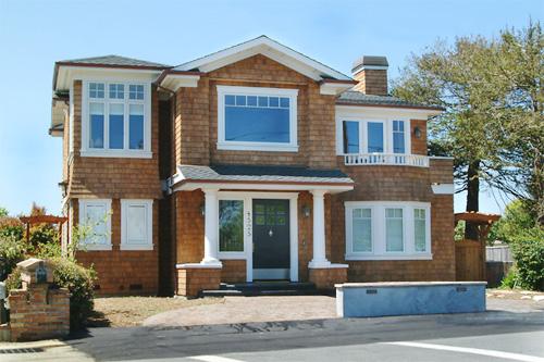 Talmadge : House exterior