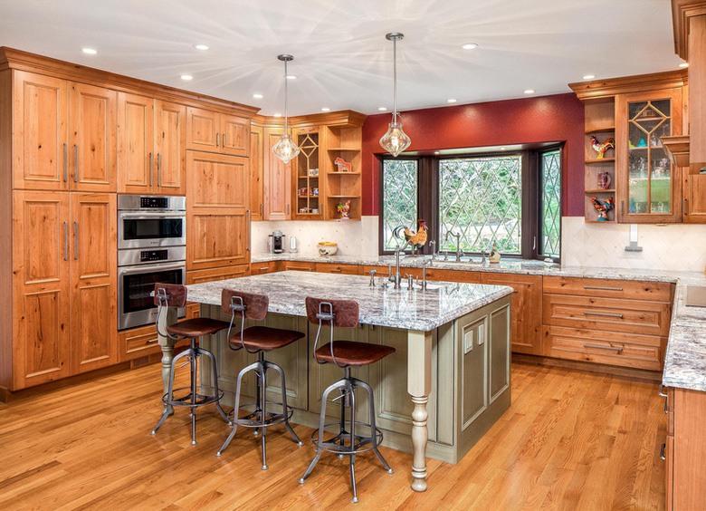Urbana Design Studio - Hoglund Kitchen