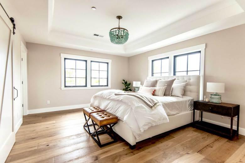 Urbana Design Studio Master Bedroom