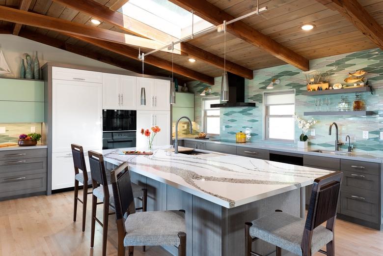 Urbana Design Studio - Porter Kitchen