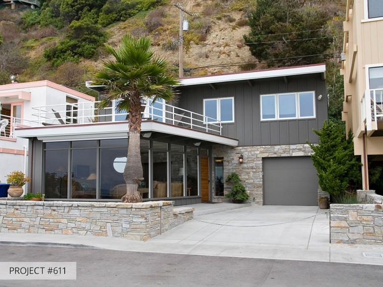 Talmadge Construction: beach house remodel