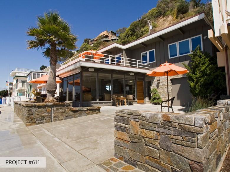 Talmadge Construction:beach-house-remodel