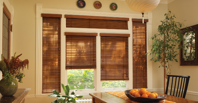 Advanced Blind & Shade Wood Blinds