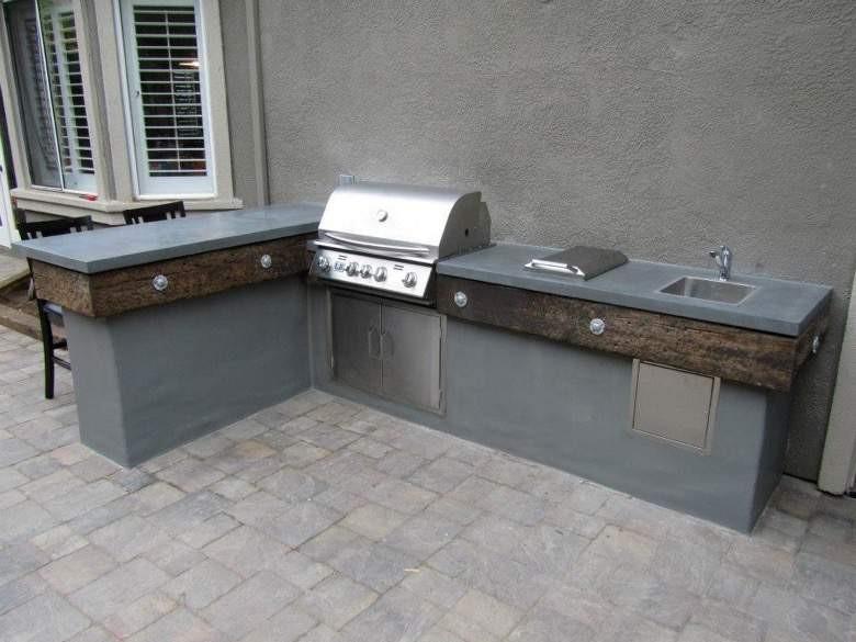 Concrete Craftsman: BBQ