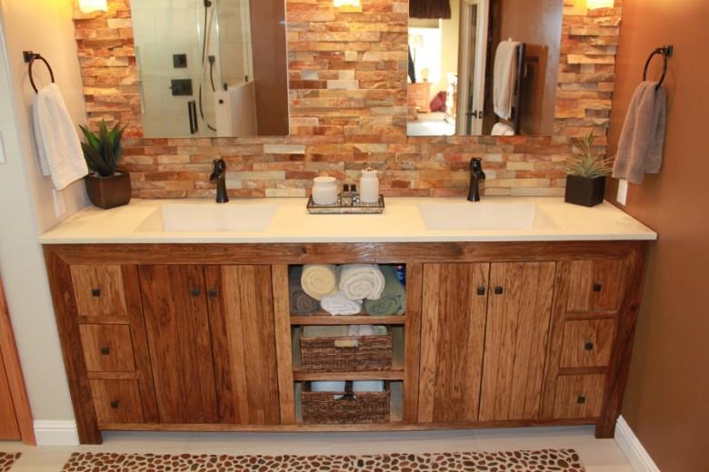 Concrete Craftsman: Bathroom