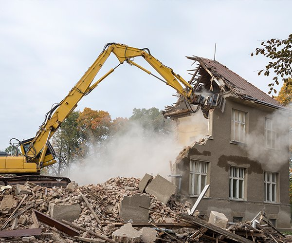 CW Excavation & Demolition: Demollition