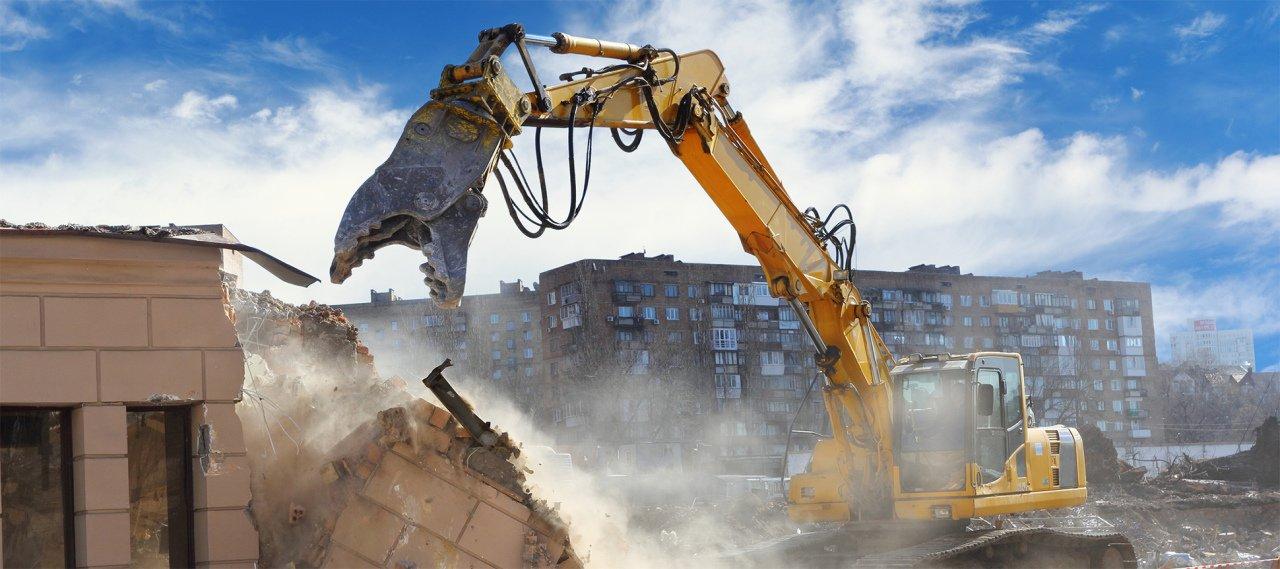 CW Excavation & Demolition: Demollition