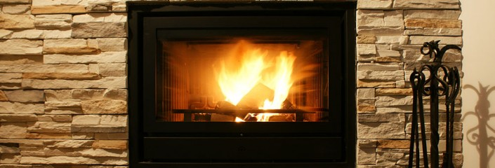 Hardy Quality Air Inc : Gas Fireplace
