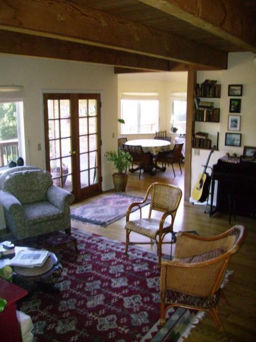 Donna Stewman Fine Home Design: Great Room – Ben Lomond