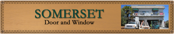 Somerset Door & Window Logo