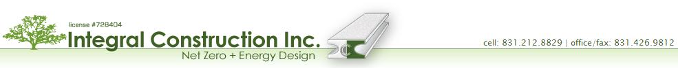 Integral Construction Inc.
