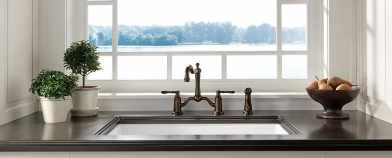 Bay Plumbing Supply and Showroom: luxury-kitchen-faucet-and-sink