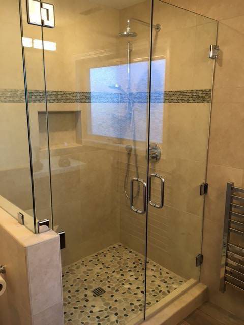 Mazzei Construction Shower