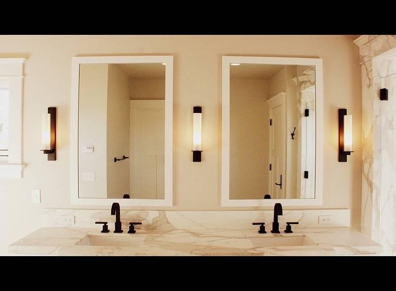 Meschi Construction Inc.: bathroom sinks