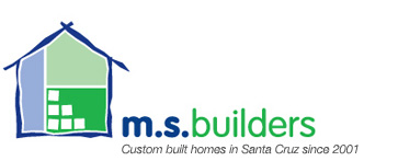 MS Builders Logo Tagline