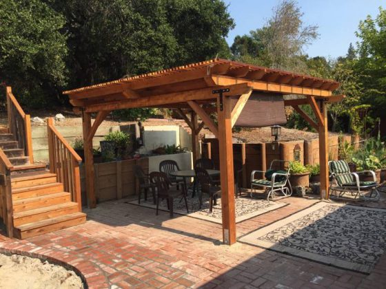 Hartrich Design Build: Pergola