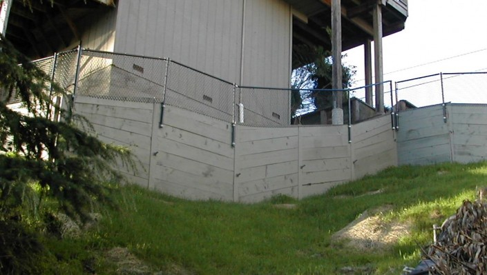Avalon Structural: retaining wall