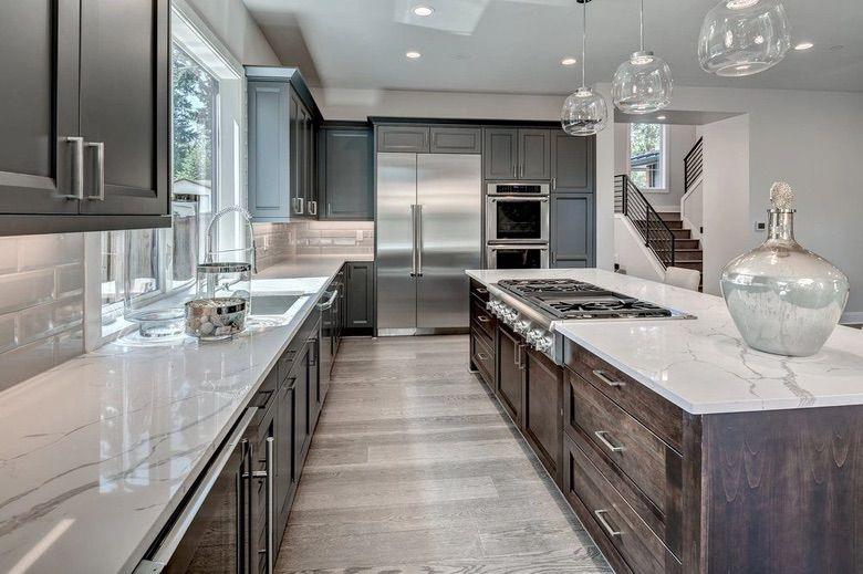 Rise Group: Kitchen
