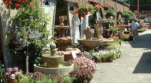 Superbe San Lorenzo Lumber: Garden Center
