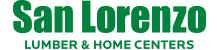 San Lorenzo Lumber: Logo